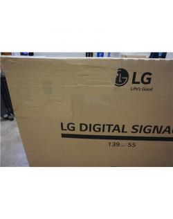 "SALE OUT. LG 55UH5F-B 55"" 3840x2160/500cd/m2/8ms/ HDMI DP DVI-D USB LG 55UH5F-B 55 "", Landscape/Portrait, 24/7, webOS, Wi-Fi, DAMAGEDPACKAGING,DAMAGED PACKING FOAM, 8 ms, 178 °, 178 °, 3840 x 2160 pixels, 500 cd/m²"