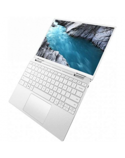 "Dell XPS 13 2in1 7390 Silver,White interior, 13.4 "", IPS, Touchscreen, UHD+, 3840 x 2400, Matt, Intel Core i7, i7-1065G7, 16 GB,"