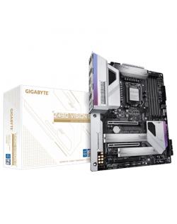 Gigabyte Z490 VISION G Processor family Intel, Processor socket LGA1200, DDR4 DIMM, Memory slots 4, Chipset Intel Z, ATX