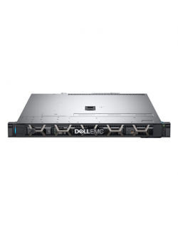 """Dell PowerEdge R240 Rack (1U), Intel Xeon, E-2224, 3.4 GHz, 8 MB, 4T, 4C, UDIMM DDR4, 2666 MHz, No RAM, No HDD, Up to 4 x 3.5"""", Hot-swap hard drive bays, PERC H330, Single, Cabled, Power supply 450 W, On-Board LOM, iDRAC9 Basic, Static Rails, No OS, Warranty Basic OnSite 36 month(s)"""