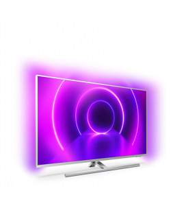 """Philips 43PUS8505/12 43"""" (108 cm), Smart TV, Android, 4K UHD, 3840 x 2160, Wi-Fi, DVB-T/T2/T2-HD/C/S/S2, Silver"""