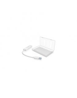 """Raidsonic ICY BOX Adapter cable with protective a cover for 2.5"""" SATA hard disks to USB 3.0 USB 3.0, 2.5"""", SATA"""