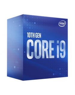 Intel i9-10900, 2.8 GHz, LGA1200, Processor threads 20, Packing Retail, Processor cores 10, Component for PC