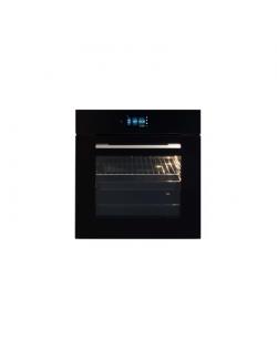 CATA Oven MT 9011 PRO BK 70 L, Multifunctional, AquaSmart, TFT control, Height 59.5 cm, Width 59.5 cm, Black glass