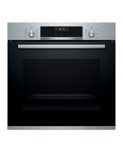 Bosch Oven HBT517CS0S 71 L, A, Electric, Regular, Mechanical, Height 59.5 cm, Width 59.4 cm, Stainless steel, Multifunctional