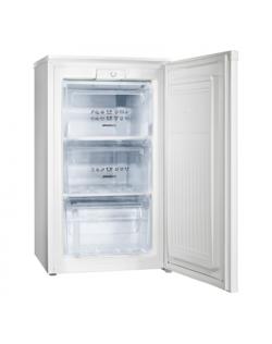 Gorenje Freezer F392PW4 E, Upright, Free standing, Height 84.7 cm, Total net capacity 70 L, White