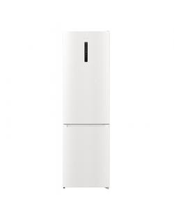Gorenje Refrigerator NRK6202AW4 E, Free standing, Combi, Height 200 cm, No Frost system, Fridge net capacity 235 L, Freezer net