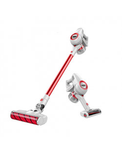 Jimmy Vacuum cleaner JV51 Cordless operating, Handstick and Handheld, 400 W, 21.6 V, Operating time (max) 45 min, Red, Warranty
