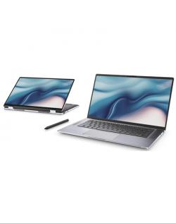 "Dell Latitude 9510 2in1 Gray, 15 "", Touchscreen, Full HD, 1920 x 1080, Anti-reflection, Intel Core i7, i7-10810U, 16 GB, LPDDR3, SSD 256 GB, Intel UHD, No Optical drive, Windows 10 Pro, 802.11ax, Bluetooth version 5.1, WLAN/WWAN Capable, Keyboard language Nordic, Keyboard backlit, Warranty ProSupport Onsite 36 month(s), Battery warranty 12 month(s)"