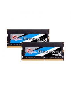 G.Skill Ripjaws 32 GB, DDR4, 3200 MHz, Notebook, Registered No, ECC No