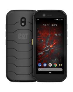 "CAT Caterpillar CAT S42 Black, 5.5 "", IPS LCD, 720 x 1440 pixels, Mediatek Helio A20 MT, Internal RAM 3 GB, 32 GB, MicroSDXC, Dual SIM, Nano-SIM, 3G, 4G, Main camera 13 MP, Secondary camera 5 MP, Android, 10.0, 4200 mAh"