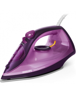 Philips Iron GC2148/30 Steam Iron, 2100 W, Water tank capacity 270 ml, Continuous steam 30 g/min, Purple