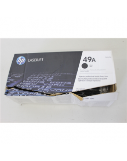SALE OUT. Laser Cartridge HP 49A Black (Q5949A) 2500pages OEM SKO DAMAGED PACKAGING