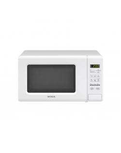 Winia Microwave oven KOR-661BWW Free standing, 700 W, White