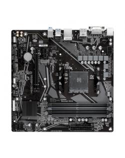 Gigabyte A520M DS3H Processor family AMD, Processor socket AM4, DDR4 DIMM, Memory slots 4, Number of SATA connectors 4, Chipset