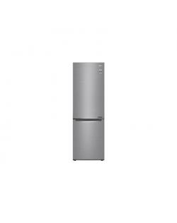 LG Refrigerator GBB61PZJMN A++, Free standing, Combi, Height 186 cm, No Frost system, Fridge net capacity 234 L, Freezer net cap