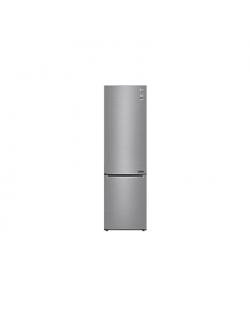 LG Refrigerator GBB72PZEMN A++, Free standing, Combi, Height 203 cm, No Frost system, Fridge net capacity 277 L, Freezer net cap