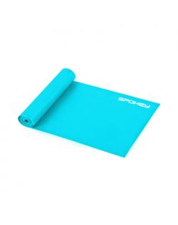 Spokey RIBBON II Fitness rubber, 200 x 15 cm, Weak, Light blue