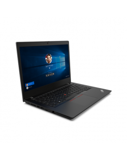 "Lenovo ThinkPad L14 (Gen 1) Black, 14.0 "", IPS, Full HD, 1920 x 1080, Matt, Intel Core i5, i5-10210U, 8 GB, SSD 256 GB, Intel UH"