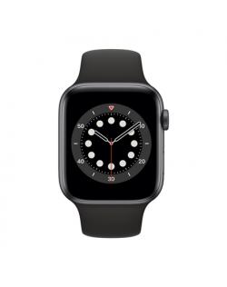 Apple Aluminium Case with Sport Band - Regular LT Series 6 Smart watch, GPS (satellite), LTPO OLED Retina, Touchscreen, Heart ra
