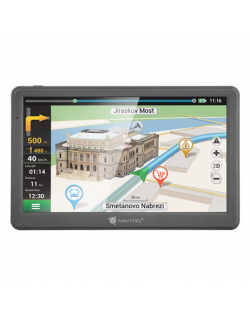 Navitel GPS Navigation MS700 800 х 480 pixels, GPS (satellite), Maps included