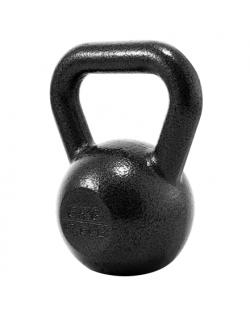PROIRON PRKHKB08K Kettlebell Weight, 1 pc, 8 kg, Black, Cast Iron