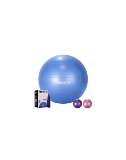 PROIRON Exercise Yoga Ball Balance Ball, Diameter: 55 cm, Thickness: 2 mm, Blue, PVC