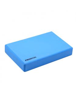 PROIRON Yoga Block Exercise Brick, 305 x 205 x 50 mm, 1 pc, Blue, High-density EVA foam