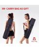 PROIRON Yoga Mat Exercise Mat, 173 cm x 61 cm x 0.35 cm, Premium carry bag included, Purple, Eco-friendly PVC