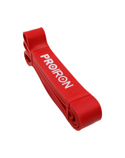 PROIRON Assisted Pull up Band Exercise Band, 208 x 4.5 x 0.45 cm, Resistance Level: Strong (31-54 kg), Red, 100% Natural Latex
