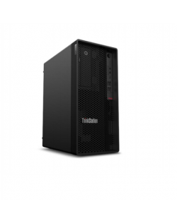 Lenovo ThinkStation P340 Workstation, Tower, Intel Core i7, i7-10700, Internal memory 16 GB, UDIMM DDR4, SSD 1000 GB, Intel UHD,