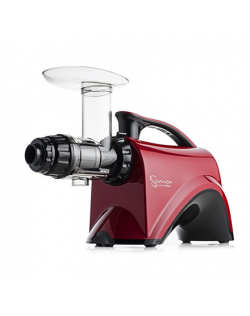 Sana Type Single Augler Slow Juicer, Red, 200 W W