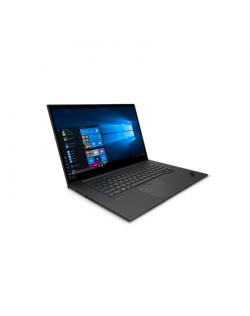"Lenovo ThinkPad P1 (Gen 3) Black, 15.6 "", IPS, Full HD, 1920 x 1080, Matt, Intel Core i7, i7-10750H, 16 GB, DDR4, SSD 512 GB, NVIDIA Quadro T2000 Max-Q, GDDR6, 4 GB, No Optical drive, Windows 10 Pro, 802.11ax, Bluetooth version 5.1, Keyboard language English, Keyboard backlit, Warranty 36 month(s), Battery warranty 12 month(s)"