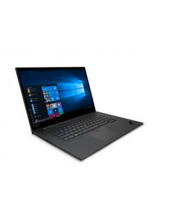 "Lenovo ThinkPad P1 (Gen 3) Black, 15.6 "", IPS, Full HD, 1920 x 1080, Matt, Intel Core i9, i9-10885H, 32 GB, DDR4, SSD 512 GB, Intel UHD, No Optical drive, Windows 10 Pro, 802.11ax, Bluetooth version 5.1, Keyboard language English, Keyboard backlit, Warranty 36 month(s), Battery warranty 12 month(s)"