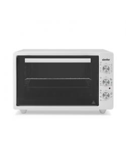 Simfer Midi Oven M4531.R02N0.WW 36.6 L, Free standing, White, 90 min, with fan, 1300 W