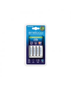 Panasonic eneloop Advanced Battery Charger 1-4 AA/AAA, 4xAA 1900 mAh icl.
