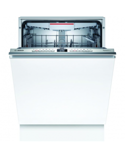 Bosch Dishwasher SBV6ZCX00E Built-in, Width 60 cm, Number of place settings 14, Number of programs 6, C, AquaStop function, White, Height 86 cm