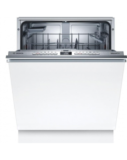 Bosch Dishwasher SMV4HAX48E Built-in, Width 60 cm, Number of place settings 13, Number of programs 6, D, Display, AquaStop funct