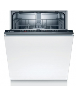 Bosch Dishwasher SMV2ITX22E Built-in, Width 60 cm, Number of place settings 12, Number of programs 5, E, AquaStop function, Whit