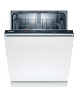Bosch Dishwasher SMV2ITX16E Built-in, Width 60 cm, Number of place settings 12, Number of programs 5, E, AquaStop function, Whit