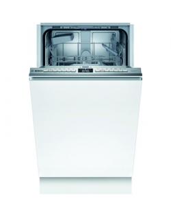 Bosch Dishwasher SPV4EKX29E Built-in, Width 45 cm, Number of place settings 9, Number of programs 6, D, AquaStop function, White