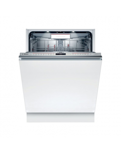 Bosch Dishwasher SMV8YCX01E Built-in, Width 60 cm, Number of place settings 14, Number of programs 8, B, AquaStop function, Whit
