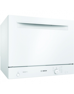 Bosch Dishwasher SKS51E32EU Free standing, Width 55 cm, Number of place settings 6, Number of programs 5, F, White