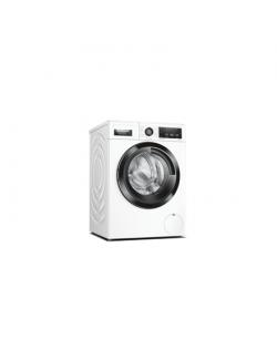 Bosch Serie 8 Washing Machine WAX32MA9SN C, Front loading, Washing capacity 9 kg, 1600 RPM, Depth 59 cm, Width 60 cm, Display, LED, White