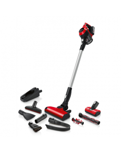 Bosch Vacuum cleaner Unlimited ProAnimal BBS61PET2 Cordless operating, Handstick and Handheld, 18 V, Operating time (max) 30 min