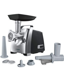 Bosch Meat mincer MFW67450 Stainless steel, 700 W, Throughput (kg/min) 3.5