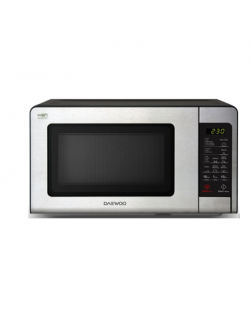 Winia Microwave oven KOR-664BBW Free standing, 700 W, Stainless steel/Black