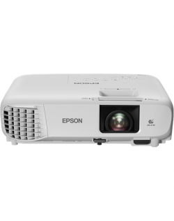 Epson 3LCD projector EH-TW740 Full HD (1920x1080), 3300 ANSI lumens, White
