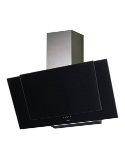 CATA Hood VALTO 900 XGBK Wall mounted, Energy efficiency class A+, Width 90 cm, 575 m³/h, Touch control, LED, Black