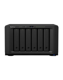 Synology Tower NAS DS1621+ up to 6 HDD/SSD Hot-Swap, Ryzen V1500B Quad Core, Processor frequency 2.2 GHz, 4 GB, DDR4, RAID 0,1,5